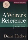 Writer's Reference, 6th Edition & Ways of Reading Words and Images - Diana Hacker, Anthony Petrosky, David Bartholomae