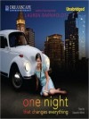 One Night That Changes Everything (MP3 Book) - Lauren Barnholdt, Cassandra Morris