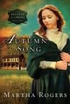 Autumn Song - Martha Rogers