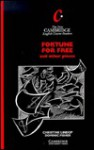 Fortune for Free: And Other Pieces - Christine Lindop, Dominic Fisher