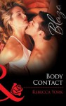 Body Contact (Mills & Boon Blaze) - Rebecca York