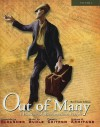 Out of Many: A History of the American People, Brief Edition, Volume 2 (Chapters 17-31) (6th Edition) - John Mack Faragher, Mari Jo Buhle, Susan H. Armitage, Daniel H. Czitrom