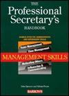 The Professional Secretary's Handbook - John Spencer