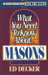What You Need To Know About... Masons (Conversations With The Cults) - Ed Decker