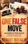 One False Move - Robert Macklin