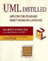 UML Distilled: Applying the Standard Object Modeling Language - Martin Fowler, Kendall Scott