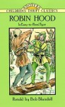 Robin Hood - Bob Blaisdell, Children's Dover Thrift
