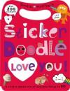 Sticker Doodle I Love You - Roger Priddy