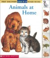 Animals at Home - Gallimard Jeunesse