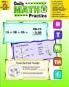 Daily Math Practice: Grade 3 - Jo Ellen Moore