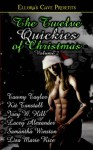 The Twelve Quickies of Christmas (Volume 2) - Lisa Marie Rice, Lacey Alexander, Samantha Winston, Kit Tunstall, Joey W. Hill, Tawny Taylor