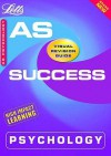 Psychology (As Success Guides) - Gillian White