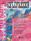 First Year Charts Collection for Jazz Ensemble: B-Flat Clarinet - Alfred A. Knopf Publishing Company, Warner Brothers Publications