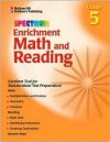 Spectrum Enrichment Math and Reading, Grade 5 (Spectrum) - School Specialty Publishing