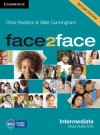 Face2face Intermediate Class Audio CDs (3) - Chris Redston, Gillie Cunningham