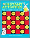 Instant Activities for Classroom Success - Imogene Forte, Beverly Muschlitz