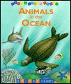 Look and Learn About Animals in the Ocean (Look & Learn About...) - Bob Bampton, David Thelwell