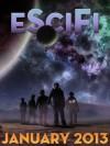 eSciFi Magazine #2 - Robin Reed, Dave-Brendon Burgh, Marc Colten, M.E. McMullen, Brandon Bachman
