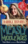 Measly Middle Ages (Horrible Histories, TV Tie-Ins) - Terry Deary, Martin Brown