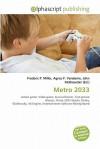 Metro 2033 - Frederic P. Miller, Agnes F. Vandome, John McBrewster