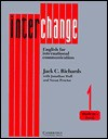 Interchange 1 Student's Book: English for International Communication - Jack C. Richards, Jonathan Hull, Susan Proctor