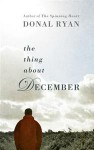 The Thing About December - Donal Ryan