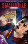 Smallville Season 11 #52 - Q. Bryan Miller, Daniel HDR