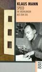 Speed Die Erzählungen aus dem Exil - Klaus Mann, Uwe Naumann