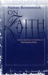 On Faith - Nathan Rotenstreich, Paul Mendes-Flohr