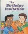 The Birthday Invitation - Sharon Holt, Marjory Gardner