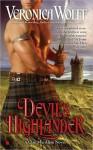 Devil's Highlander (Clan MacAlpin #1) - Veronica Wolff