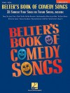 Belter's Book of Comedy Songs - Hal Leonard Publishing Company