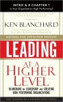 Leading at a Higher Level, Revised and Expanded Edition (Intro & Chapter 1) - Kenneth H. Blanchard