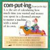 Computing : A Hacker's Dictionary - Roy McKie, Henry Beard
