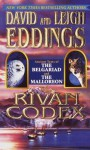 The Rivan Codex: Ancient Texts of THE BELGARIAD and THE MALLOREON - David Eddings, Leigh Eddings