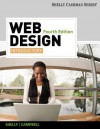 Web Design: Introductory (Shelly Cashman) - Gary B. Shelly, Jennifer T. Campbell