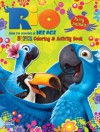 Rio Super Coloring and Activity Book - Modern Publishing