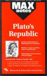 "Plato's ""Republic"" (MaxNotes) - Naomi Shaw, Tonnvane Wiswell, English Literature Study Guides"