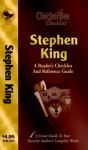 Stephen King: A Reader's Checklist and Reference Guide - CheckerBee Publishing