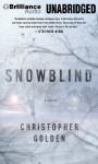 Snowblind - Christopher Golden