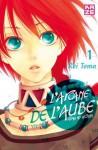 L'arcane de l'aube - Tome 1 (Arcane de l'aube (l')) (French Edition) - Rei Tōma, Satoko Inaba