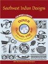 Southwest Indian Designs CD-ROM and Book - Dover Publications Inc.