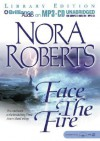 Face the Fire (Three Sisters Island trilogy #3) - Sandra Burr, Nora Roberts