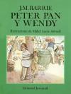 Peter Pan y Wendy - J.M. Barrie, María Luz Morales, Mabel Lucie Attwell