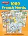 1000 French Words - Berlitz Publishing Company, Berlitz Publishing Company