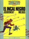 El incal negro - Alejandro Jodorowsky, Mœbius