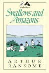 Swallows and Amazons - Arthur Ransome, Phyllis Raynor
