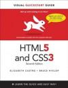 HTML 5 and CSS3 (Visual QuickStart Guide) - Elizabeth Castro, Bruce Hyslop
