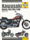 Kawasaki Vulcan 700/750 and 800, 1985 Thru 2001 - Alan Ahlstrand