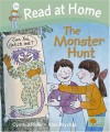 The Monster Hunt - Cynthia Rider